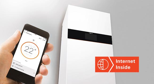 Zintegrowany interfejs WiFi: komfort cieplny ma cyfrowe oblicze